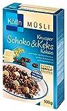 Kölln Müsli Knusper Schoko & Keks Kakao, 500 g