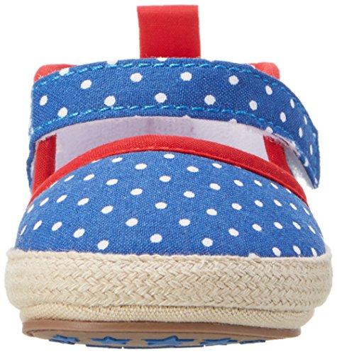 Sterntaler  Baby-ballerina, Chaussons pour enfant bébé fille Blau (Blau)