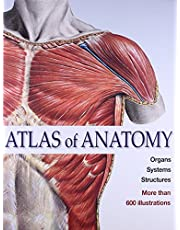 Atlas of Anatomy Organs Systems Structures