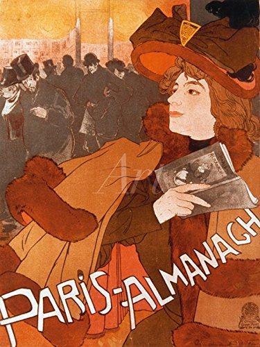 Artland Poster oder Leinwand-Bild fertig aufgespannt auf Keilrahmen mit Motiv Georges de Feure...
