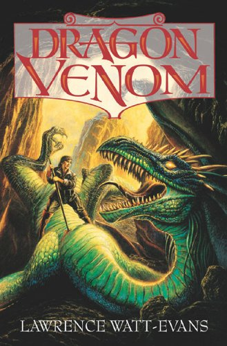 Dragon Venom (Obsidian Chronicles) (Dragon Venom)