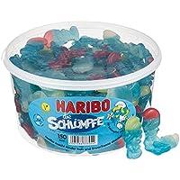Haribo - Bonbons Schtroumpfs - 150 par boîte