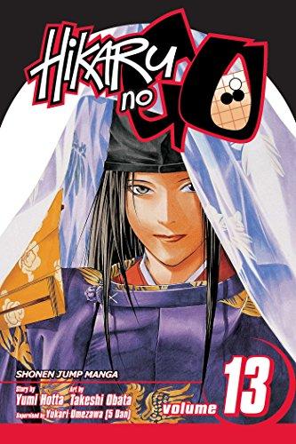 HIKARU NO GO GN VOL 13 (Hikaru No Go (Graphic Novels))