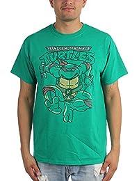 Teenage Mutant Ninja Turtles - Herren Raphael T-Shirt