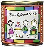 """Hanauer Minikuchen Pfirsich-Aprikose """"Zum Geburtstag"""", 1er Pack (1 x 170 g)"""