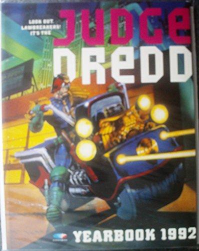 Judge Dredd Yearbook 1992