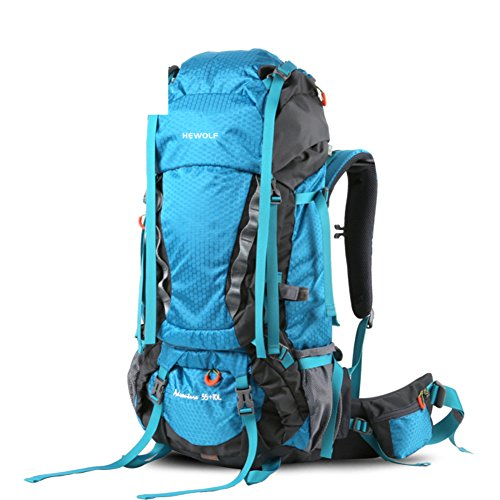 Bergsteigen Tasche/Outdoor-Rucksack Schulter/Klappbare Rucksack Reisen-1 65L 1