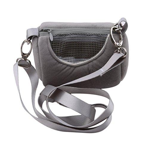 CanVivi Tier Mini Taschen Tragbar Taschen Für Meerschweinchen Hamster Eichhörnchen Warm