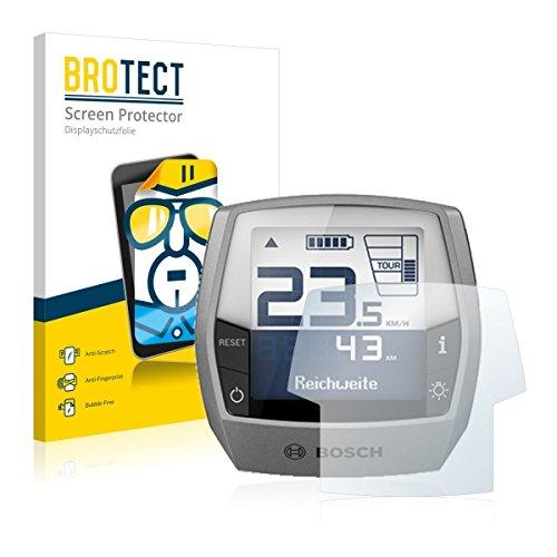 2X BROTECT HD Clear Displayschutz Schutzfolie für Bosch Intuvia Performance Line (E-Bike Display) (kristallklar, extrem Kratzfest, schmutzabweisend)