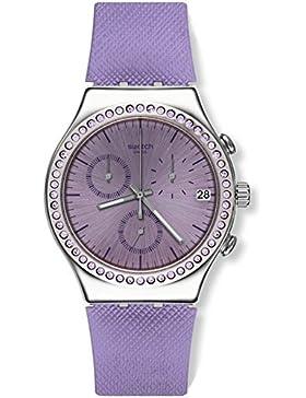 Swatch Damen-Armbanduhr YCS593