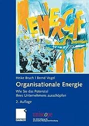 Organisationale Energie: Wie Sie das Potenzial Ihres Unternehmens ausschöpfen (uniscope. Die SGO-Stiftung für praxisnahe Managementforschung)