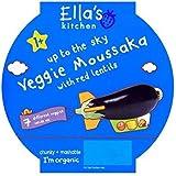 Cuisine Végétarienne La Moussaka De Ella Avec 200G De Lentilles Rouges - Lot De 2