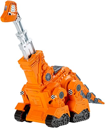 Preisvergleich Produktbild Mattel DWP72 Dreamworks Dinotrux Rückzieh Fahrzeug Lana Sky Skya