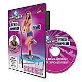 TV Unser Original Trainings DVD Power Maxx Fitness Trampolin Basic