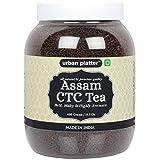 #1: Urban Platter Kadak Assam CTC Tea, 400g Jar