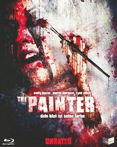 The Painter - Dein Blut ist seine Farbe - Unrated [Blu-ray]