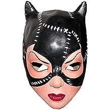 Queenshiny® látex máscara realista Partido de Cosplay de Halloween Disfraz (Catwoman)