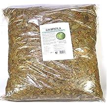 Graviola Blätter naturbelassen ohne Zusätze - 200g - Annona muricata - Soursop - schonend getrocknete Blätter