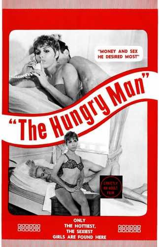 hungry-man-poster-01-canvas-a2-large-42x60cm-box-canvas-print-16x24-inch
