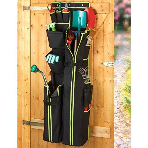Wenko 1000 Teile Organizer für Werkzeug und Garten, Werkzeug Organizer, Aufbewahrung, ca. 38 x 7 x...