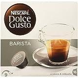 Nescafe Dolce Gusto Espresso Barista Coffee Capsules, 120g (Pack of 16)