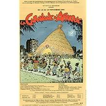 Jano - La Cabane d'Afrique - 15 au 24 11/1991 - prospectus A5