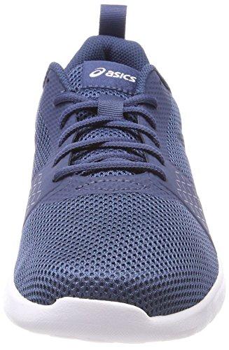 Scarpe Da Corsa Asics Mens Kanmei Mx Blu (blu Scuro / Blu Scuro / Bianco 4949)
