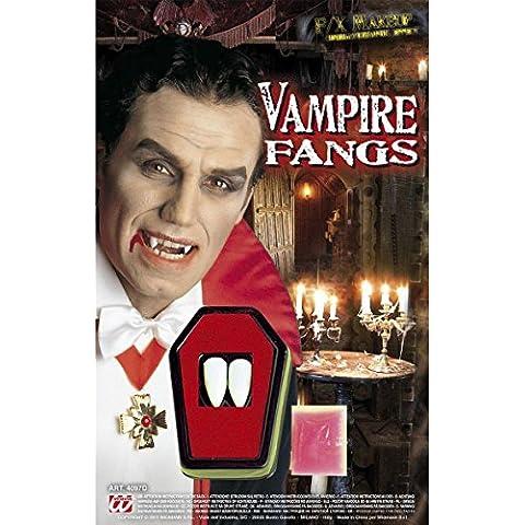 Widmann - Dientes de vampiro falsos (4097D)