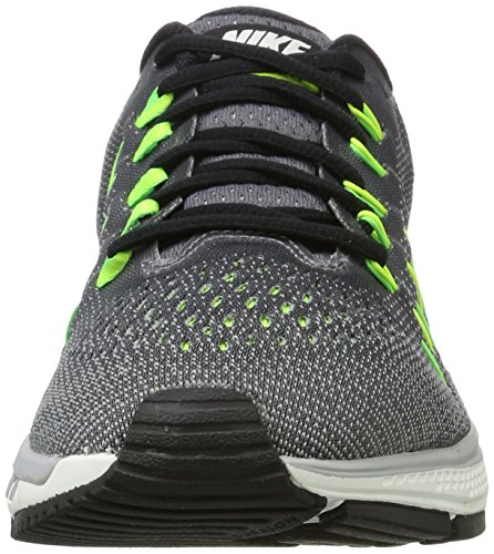 Nike Herren Air Zoom Odyssey 2 Laufschuhe Gris (Dark Grey / Summit White-Wolf Grey-Black)