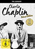 The Legendary Charlie Chaplin - Deluxe Edition (3 DVDs) [Deluxe Edition] [Deluxe Edition] -