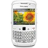 """Blackberry BlackBerry 8520 Curv - Smartphone libre (pantalla de 2,46"""" 320 x 240, cámara 2 MP, 256 MB de capacidad, teclado QWERTZ alemán) color azul [importado de Alemania]"""