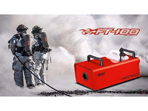 Antari FT-100 Nebelmaschine - für Feuerwehr und Brandübungen