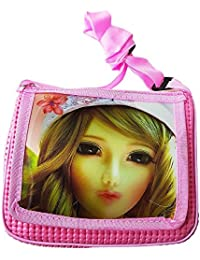 RAAYA Sling Bags For Girls, Kids Bags For Girls, Pink Color, Pack Of 1