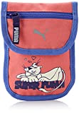 PUMA Kinder Geldbeutel Primary Neck Wallet, Dubarry, 13 x 18 x 1 cm, 072734 02