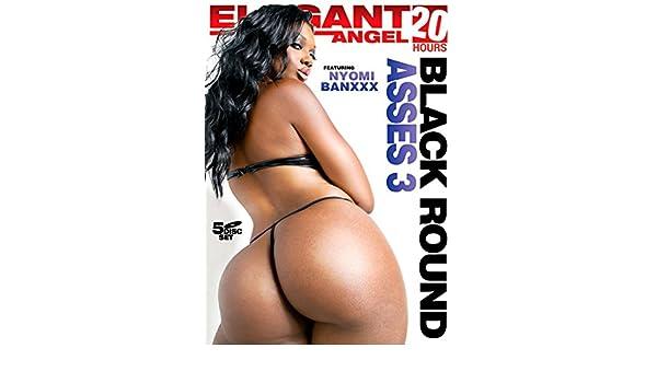 black-round-asses