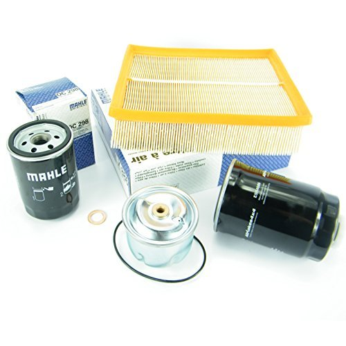 land-rover-discovery-2-defender-td5-service-kit-oil-air-filters-mahle-oem-bk0014m