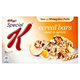 #10: Kellogg's Special K Peach & Apricot Cereal Bars 5*21g, 107.5g