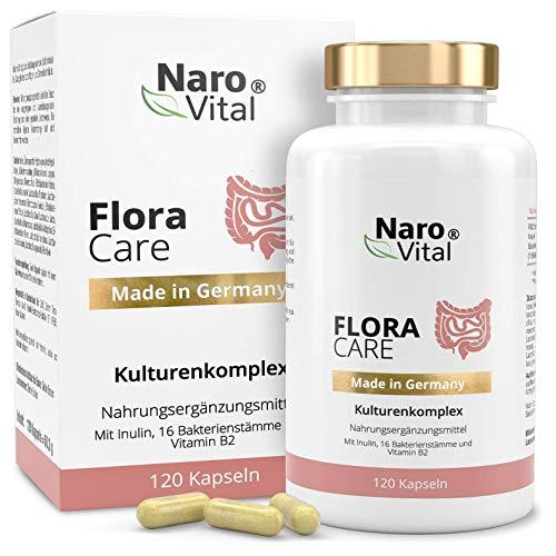 NaroVital Flora Care - Kulturen-Komplex