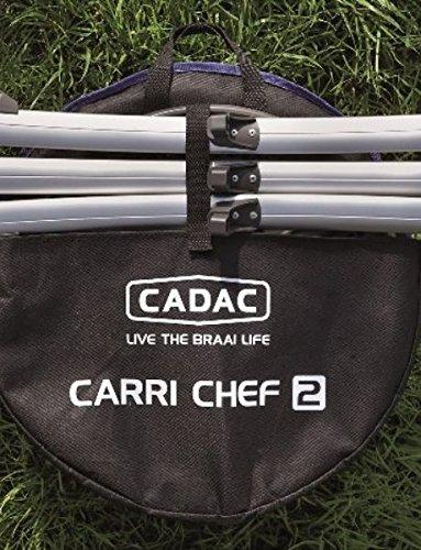 Cadac Grill Carri Chef 2BBQ/Chef Pan, 30mbar - 2