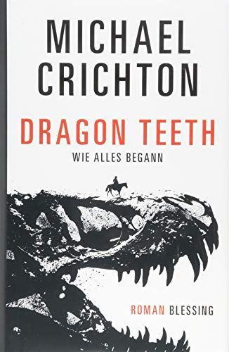 Spannung Einstellen (Dragon Teeth - Wie alles begann: Roman)