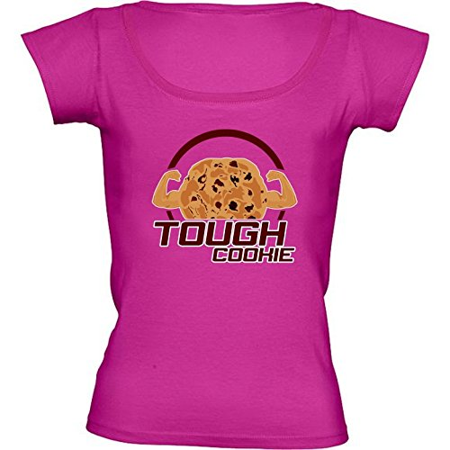 t-shirt-pour-femme-rose-fushia-col-rond-taille-m-coriace-cool-by-adamzworld