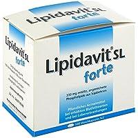Lipidavit Sl forte Kapseln 100 stk preisvergleich bei billige-tabletten.eu