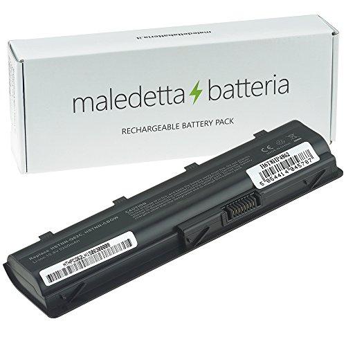 Batteria MaledettaBatteria Serie MU06 MU09 593553 001 593554 001 593562 001 HSTNN LB0W HSTNN UB0W per Portatile HP