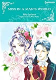Miss in a Man's World: Harlequin comics (English Edition)