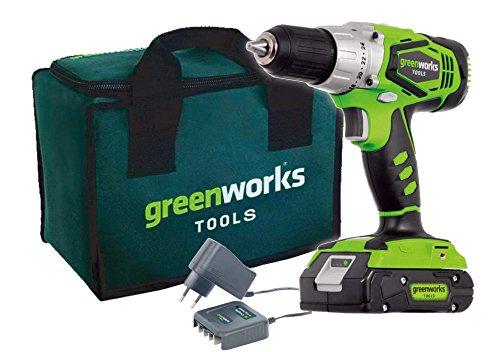 Preisvergleich Produktbild Greenworks Akku-Bohrschrauber 24 V