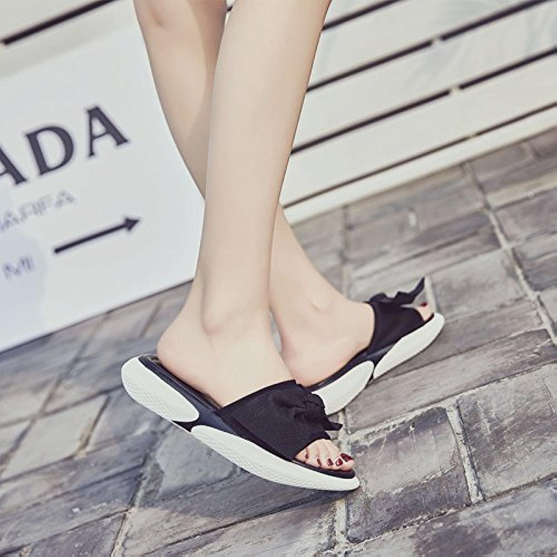 XING GUANG Pantofola Estate Femminile Nuove Nuove Nuove Signore Della Moda Coreano Indossano Sandali Da Spiaggia Adorabili... | diversità imballaggio  6ce631