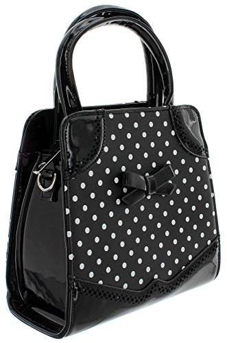 Dancing Days, Borsa a mano donna Black