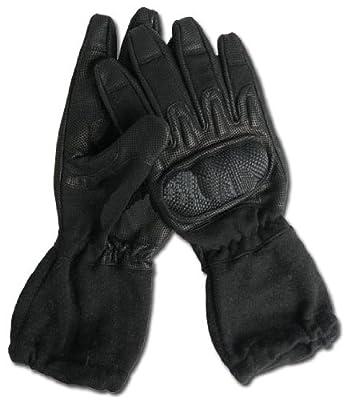 Nomex Action Gloves m. Stulpe schwarz
