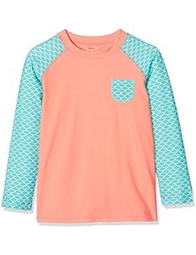 Schiesser Mädchen Strandkleid Seepferdchen Selina Bade-Shirt