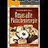 Plätzchen und Kekse backen: Omas alte Plätzchenrezepte (Backen wie Oma)